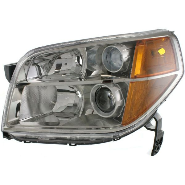 New Replacement Headlight for Honda Pilot Driver Side 2006 2007 2008 HO2518110