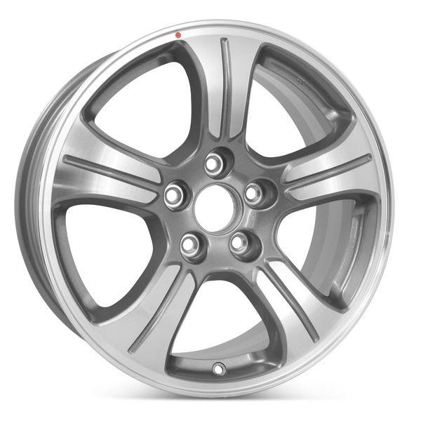 """New 18"""" x 7.5"""" Replacement Wheel for Honda Pilot 2012-2015 Rim 64037"""