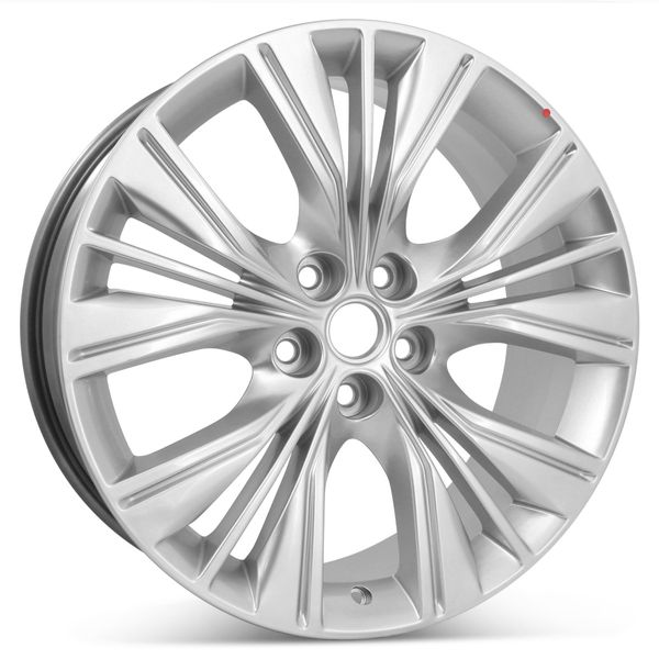 """New 20"""" x 8.5"""" Replacement Wheel for Chevrolet Impala 2014 2015 2016 2017 2018 2019 2020 Rim 5615"""