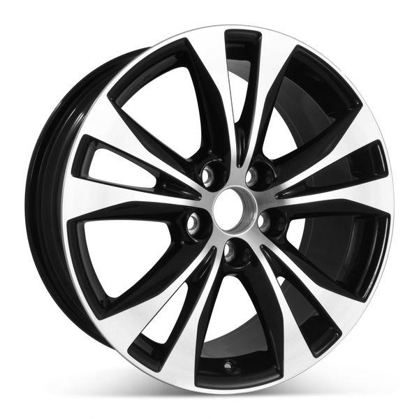 "18"" x 7.5"" Replacement Wheel for Toyota RAV4 2013 2014 2015 Rim 69628 Open Box"
