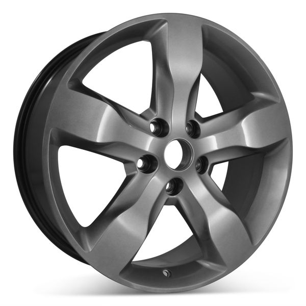 """Open Box 20"""" x 8"""" Alloy Replacement Wheel for Jeep Grand Cherokee 2011 2012 2013 Rim 9107"""