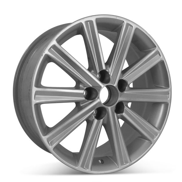 """17"""" x 7"""" Replacement Wheel for Toyota Camry 2011 2012 2013 2014 Rim 69603 Open Box"""