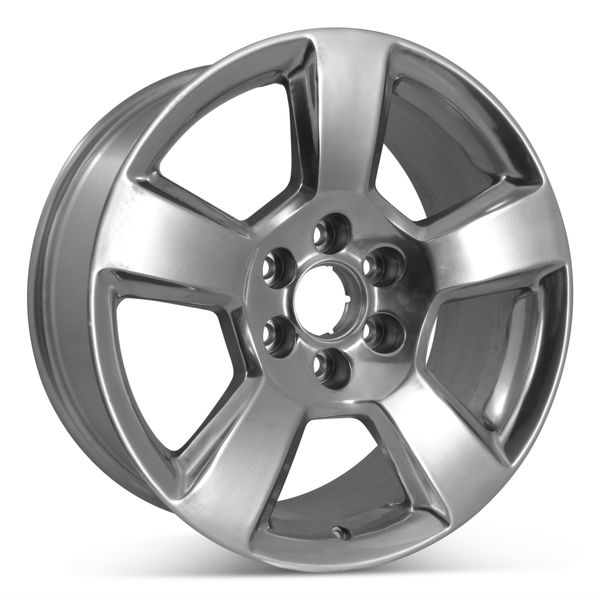 "20"" Alloy Replacement Wheel for Chevrolet Tahoe Suburban Silverado 1500 2015 - 2020 Rim 5652 Open Box"