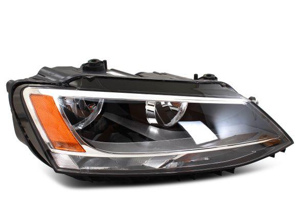 New Replacement Headlight for Volkswagon Jetta Passenger Side 2011 2012 2013 2014 2015 2016 HLA03146R