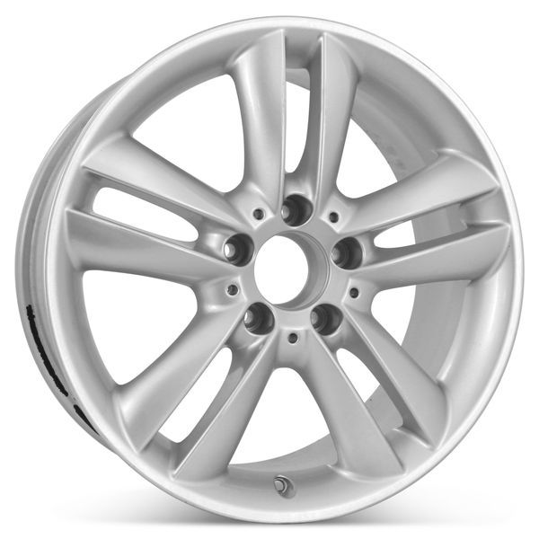"""Open Box 17"""" x 7.5"""" Alloy Replacement Front Wheel for Mercedes CLK350 2006 2007 2008 2009 Rim 65388"""