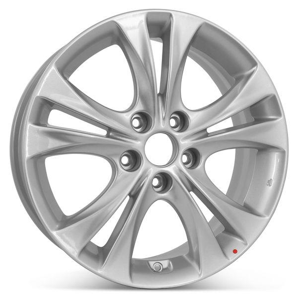 """New 17"""" x 6.5"""" Replacement Wheel for Hyundai Sonata 2011 2012 2013 Rim 70803"""