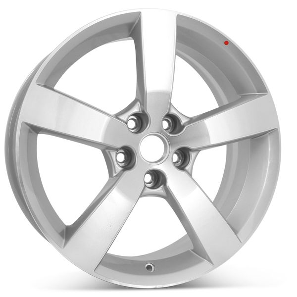 """New 17"""" x 7"""" Alloy Replacement Wheel for Pontiac G6 2006-2010 Rim 6598"""