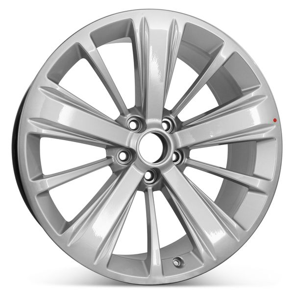 """New 20"""" x 8.5"""" Alloy Replacement Wheel for Ford Explorer 2018 2019 Rim 10183"""