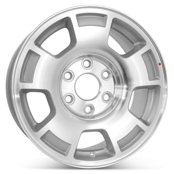 """New 17"""" x 7.5"""" Replacement Wheel for Chevrolet 2007 2008 2009 2010 2011 2012 2013 2014 Rim 5299"""