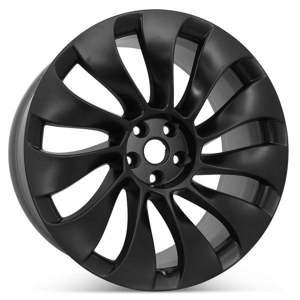 """21"""" x 10.5"""" Tesla Model Y 2020 2021 Factory OEM Wheel Rim 96931"""