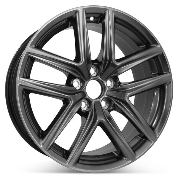 """New 18"""" x 8""""  Replacement Wheel for Lexus IS250 IS300 2014 2015 2016 2017 2018 2019 2020 Rim 74292"""