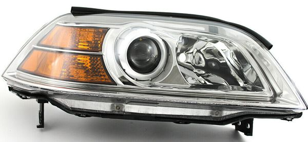 New Replacement Headlight for Acura MDX Passenger Side 2004 2005 2006 AC2519107