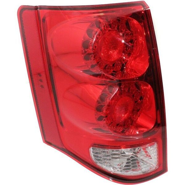 New Replacement Tail Light for Dodge Grand Caravan Driver Side 2011 - 2020 CH2800199