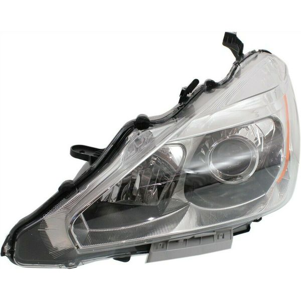 New Replacement Headlight for Nissan Altima Driver Side 2013–2015 HLA02208L