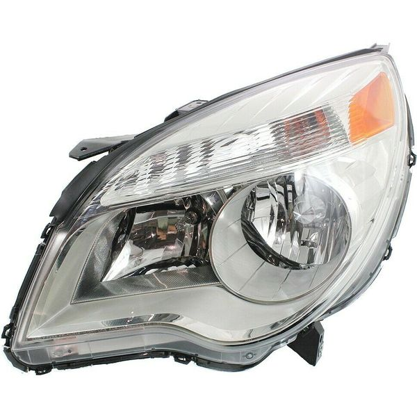 New Replacement Headlight for Chevrolet Equinox Driver Side 2010-2015 GM2502352