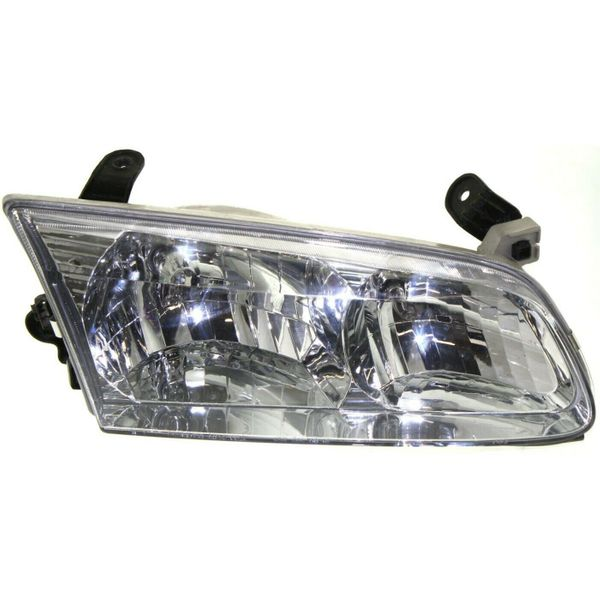 New Replacement Headlight for Toyota Camry Passenger Side 2000–2001 TO2503130