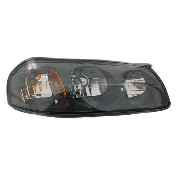 New Replacement Headlight for Chevrolet Impala Passenger Side 2000 2001 2002 2003 2004 GM2503201