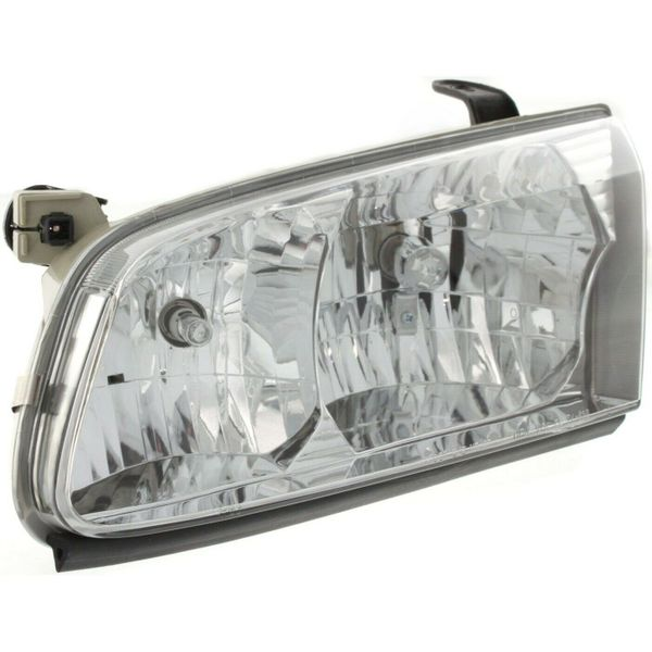 New Replacement Headlight for Toyota Camry Driver Side 2000–2001 TO2502130