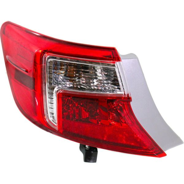 New Replacement Tail Light for Toyota Camry Driver Side 2012 2013 2014 TO2804114