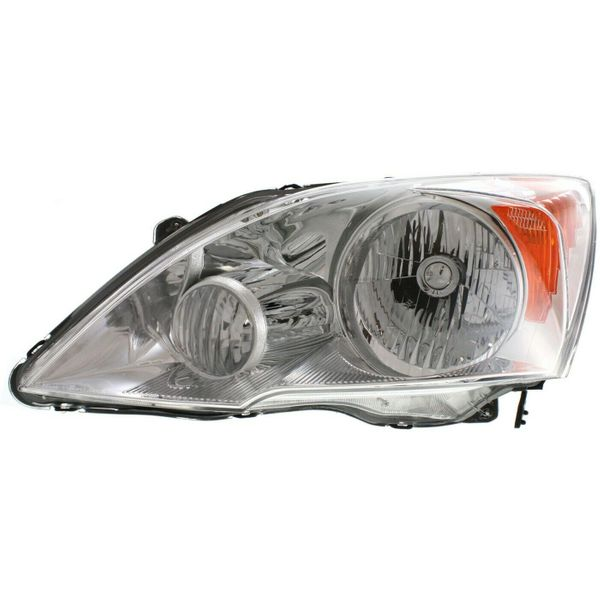 New Replacement Headlight for Honda CR-V Driver Side 2007 2008 2009 2010 2011 HO2502129