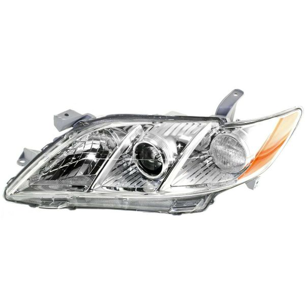 New Replacement Headlight for Toyota Camry Driver Side 2007–2009 TO2518105