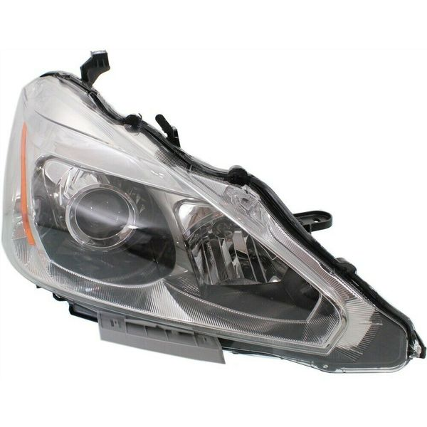 New Replacement Headlight for Nissan Altima Passenger Side 2013–2015 NI2503208