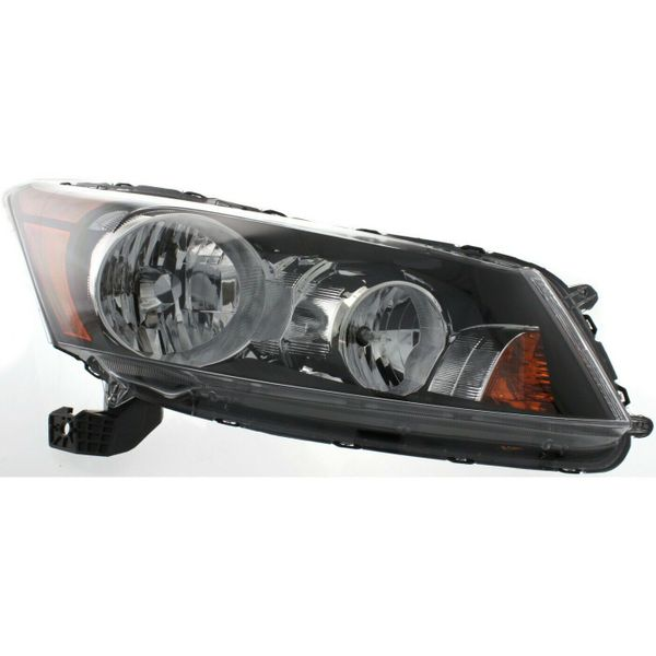 New Replacement Headlight for Honda Accord Passenger Side 2008-2012 HO2503130