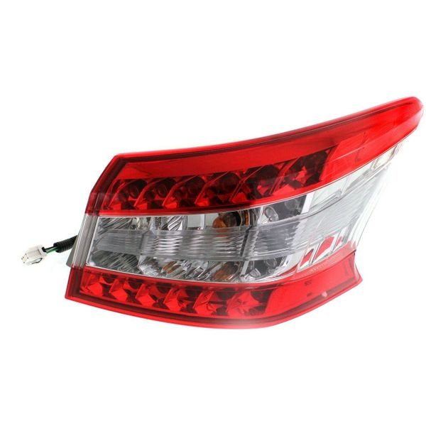 New Replacement Tail Light for Nissan Sentra Driver Side 2013 2014 2015 NI2805100