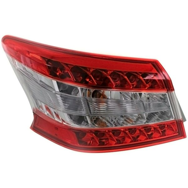 New Replacement Tail Light for Nissan Sentra Passenger Side 2013 2014 2015 NI2804100